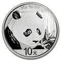 パンダ銀貨30g2018年