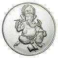 ガネーシャ銀貨1オンス
