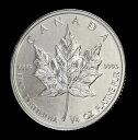 ☆送料無料☆『メイプルプラチナコイン 1/4オンス 1993年製 クリアケース入り』カナダ王室造幣局発行 7.77gの純プラチ…