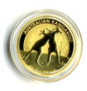 ☆送料無料☆カンガルー金貨 1/4オンス 2010年製オーストラリアパース造幣局発行