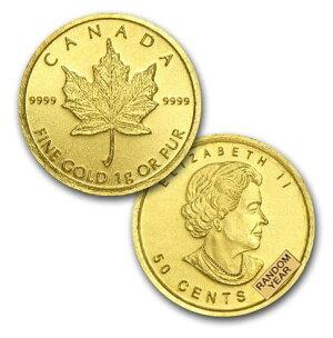 メイプル金貨1g