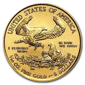 イーグル金貨1/10オンス2020年アメリカンイーグルアメリカ