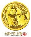 パンダ金貨1g2020年logo