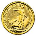 ブリタニア金貨1/10ブリタニア金貨
