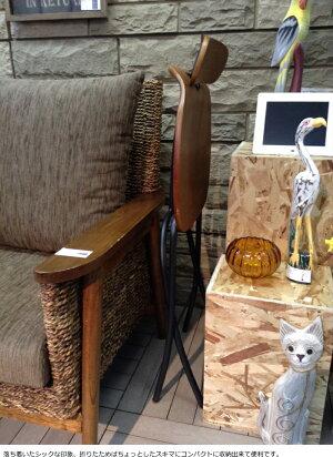 NEW!送料無料折りたたみチェアPC-21BK北欧木製椅子折り畳みイスチェアーシンプル積層合板アイアンおしゃれヴィンテージアンティークラッカー塗装モダンスタイリッシュナチュラル