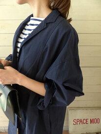 MidiUmi(ミディウミ) とっても軽い 秋と春の羽織コート (3-776859)