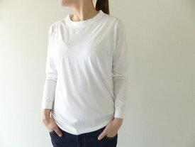 homspun(ホームスパン) 天竺長袖Tシャツ (1)サラシ(6616)