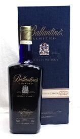 バランタイン リミテッド 750ml 43度 箱付 I5473 スコッチウイスキー Ballantine's Limited Scotch Whisky【中古】