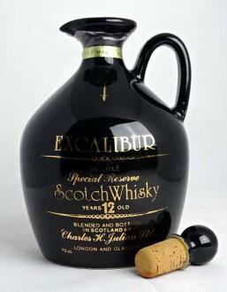 神剑 12 年石水罐 760 毫升 43 度陶瓶威士忌溢价神剑 12 年石头 JAG A00414
