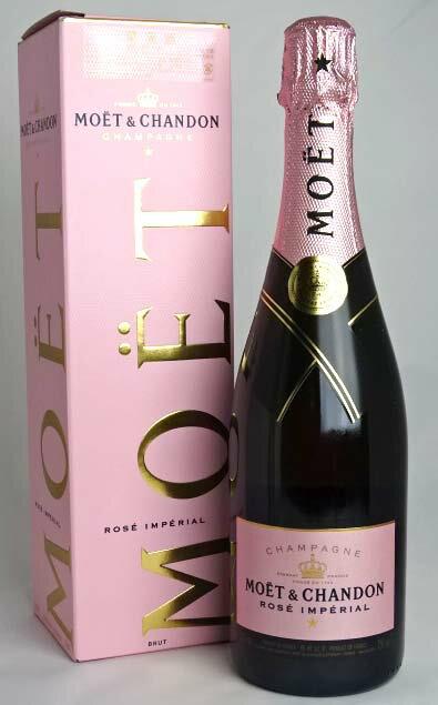 ■正規品■ モエ・エ・シャンドン ロゼ 750ml 12度 箱付き Moet & Chandon Rose シャンパン ピンク A07227