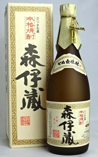 【東京都在住限定】 森伊蔵 JAL限定 芋焼酎 720ml/有限会社森伊蔵酒造 A07333