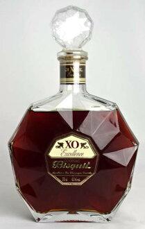 螺钉键XO ekuserensu 700ml 40度白兰地白兰地酒Bisquit XO Excellence A01290