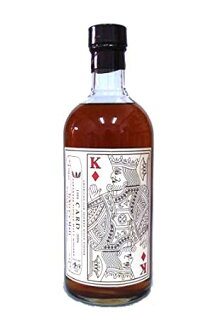 King of diamonds 700 ml 55 degrees Ichiro's Malt CARD King of Diamonds Japanese Single Malt Whisky x00002