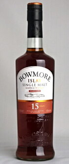 鮑莫爾 15 年 700 毫升 43 次黑暗麥芽蘇格蘭威士卡鮑莫爾黑暗艾萊單一麥芽蘇格蘭威士卡水貨 A05135