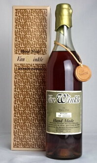 ■有1974-1990 750ml 45度箱子罕见的■vanuinkuru 16年的Van Winkle 16 Years Old Hand Made Kentucky Straight Bourbon Whiskey A05958 ※这个商品,货到付款结算不可能