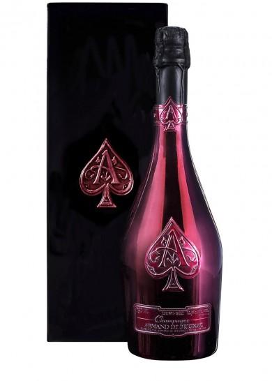 アルマン・ド・ブリニャック ドゥミセック 750ml 12.5度 専用BOX、カバー付属 シャンパーニュ 並行品 Armand de Brignac Champagne Demi-Sec アルマンド レッド