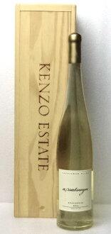 KENZO ESTATE asatsuyu 2014년 매그넘 보틀 1500 ml켄조에스테이트카리포르니아나파・바레이 화이트 와인 A10812