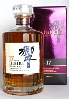 Japanese Whisky A08403 for 700 ml of SUNTORY Suntory whiskey sound 17 years with 43 degrees box
