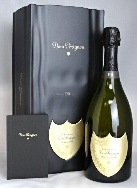 ドン・ペリニヨン P3 [1988] 750ml Dom Perignon P3 [1988] ドンペリ【自社並行輸入】