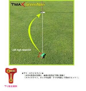 【送料無料】グリーンの傾斜分析「GreenNavi]グリーンマーカーゴルフマーカーボールマーカーゴルフボールマーカーゴルフ用品ゴルフグッズゴルフ賞品マーカーパットパターゴルフボール敬老の日ゴルフ景品水平器プレゼントスコアアップ