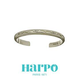 HARPO アルポ ハルポ NAVAJO BRACELET BRW28 ナバホ ブレスレット バングル シルバー カジュアル 重ね付け レディース