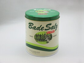 バーデザルツ700g 薬用入浴剤 さわやかな森の香りの入浴剤