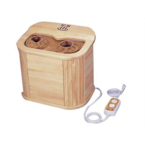 【足湯 フットバス】 ぽかぽか足湯DX AY-2022 脚温器 お湯なしで使える足温器 入荷いたしました!