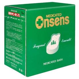 薬用オンセンス 7kg 薬用入浴剤 松葉エキス(松柏科植物の製油) 入浴剤 医薬部外品