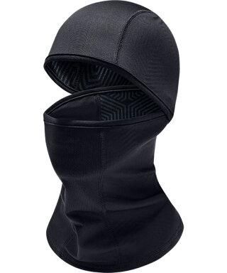 アンダーアーマーメンズバラクラバネックウォーマー目出し帽UNDERARMOURコールドギアインフラレッドフード〔1283116〕