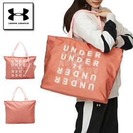 アンダーアーマー トートバッグ バッグ 1292112 男女兼用 ジュニア UNDER ARMOUR ビッグワードマークトートバッグ