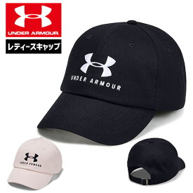 アンダーアーマー キャップ レディース 帽子 ゴルフ サイズ調節可能 1328552 UNDER ARMOUR アップデートノベルティフェイバリット