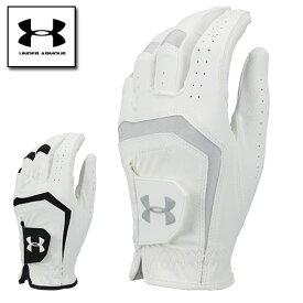 ポイントアップ アンダーアーマー ゴルフ ゴルフグローブ 手袋 ゴルフ手袋 メンズ グローブ 1331180 UNDER ARMOUR バーディーゴルフグローブ2.0