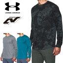 アンダーアーマー メンズ ロングTシャツ UNDER ARMOUR スポーツスタイルグラフィックロングTシャツ〔1303706〕