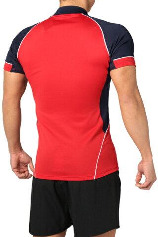 アンダーアーマーメンズTシャツプラクティスシャツラグビーヒートギア(夏用)大きいサイズ対応UNDERARMOURUAラグビープラクティスジャージ〔MRG3760〕