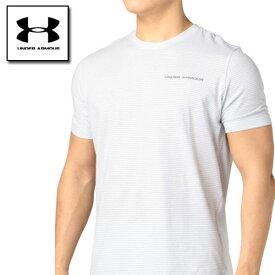 セール アンダーアーマー メンズ Tシャツ ヒートギア コットン 綿 UNDER ARMOUR チャージドコットンTシャツ〔MTR3181