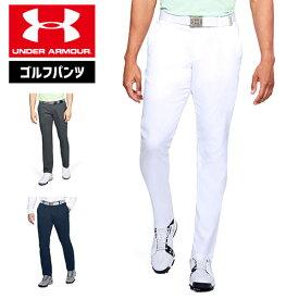 アンダーアーマー メンズ ゴルフ ゴルフパンツ ゴルフウェア 1309546 UNDER ARMOUR ショーダウンテーパードレッグゴルフパンツ