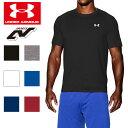 在庫処分セール アンダーアーマー Tシャツ メンズ ヒートギア(夏用) サラリ素材 テック ワンポイントTシャツ 抗菌防臭 定番 UNDER AR…