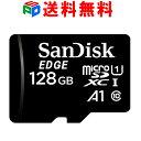 連続ランキング1位獲得!microSDカード 128GB SanDisk サンディスク microSDXC Rated A1対応 アプリ最適化 超高速90MB…