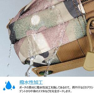ウエストバッグベルトポーチ多機能大容量防水バッグアウトドア男女兼用【送料無料翌日配達】