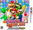 ★新品★3DS PUZZLE & DRAGONS SUPER MARIO BROS. EDITION(早期購入無料特典同梱)