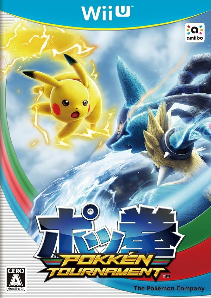 【即納★新品】Wii U ポッ拳 POKKEN TOURNAMENT