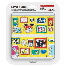 【即納★新品】3DS Newニンテンドー3DS きせかえプレート No.074 ディズニー柄2