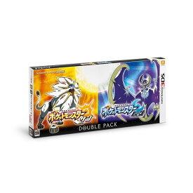 【即納★新品】3DS 『ポケットモンスター サン・ムーン』 ダブルパック