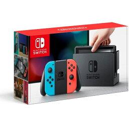 【即納★新品】NSWM Nintendo Switch Joy-Con(L) ネオンブルー/(R) ネオンレッド(本体)