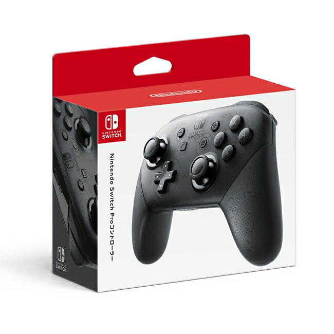 【即納★新品】NSW Nintendo Switch Proコントローラー