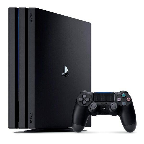 【即納★新品】PS4 PlayStation4 Pro ジェット・ブラック 1TB
