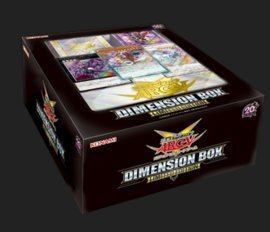 【即納★新品】TC 遊戯王アーク・ファイブ OCG DIMENSION BOX - LIMITED EDITION -