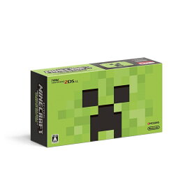 【即納★新品】2DS MINECRAFT Newニンテンドー2DS LL CREEPER EDITION【2018年08月02日発売】
