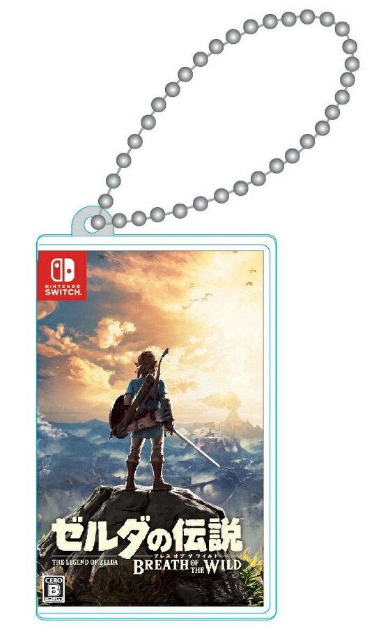【発売日前日出荷★新品】NSW Nintendo Switch専用カードポケットmini ゼルダの伝説【2018年04月27日発売】