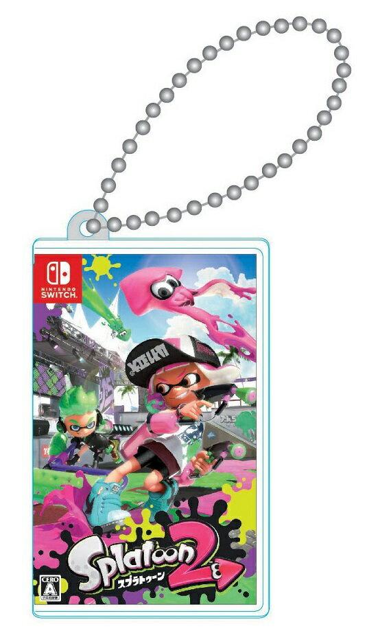【発売日前日出荷★新品】NSW Nintendo Switch専用カードポケットmini スプラトゥーン2【2018年04月27日発売】